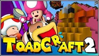 El patito de goma!!! | 44 | ToadCraft 2 (Super Mario Minecraft - Switch)