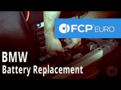 BMW Battery Replacement (E46 Touring) FCP Euro