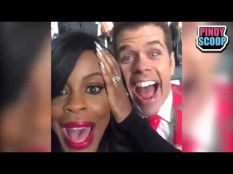 Judges Niecy Nash And Perez Hilton During The Fiasco At Miss Universe 2015