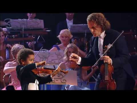 Dance of the fairies  - Andre Rieu & Akim Camara (Radio City Music Hall Live in New York )