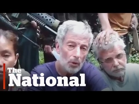 Canadian hostage killed in Philippines