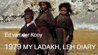 Road To Ladakh - HISTORY of INDIA  LADAKH LEH my diary 1978 full documentary