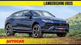 Lamborghini Urus | First India Drive Review | Autocar India