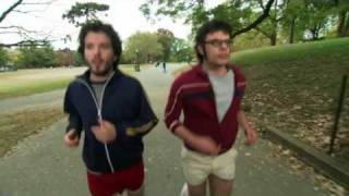 Watch Flight Of The Conchords Were Both In Love With A Sexy Lady video