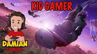 🔴  FORTNITE SOLO AND SNIPER DUOS 🔴 | KID GAMER | DAMIAN GAMING