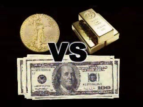 DOLLAR VS GOLD STANDARD