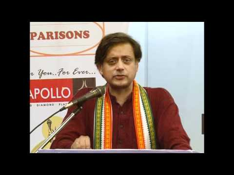 Calicut Management Association - Speech By Dr. Shashi Tharoor video
