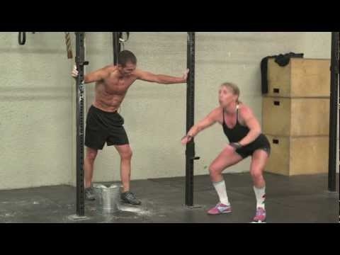 CrossFit - WOD 121114 Demo with CrossFit Salem