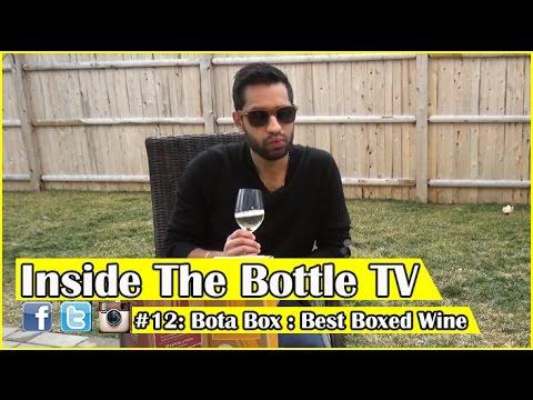 Inside Bottle Tv Bota Box Best Boxed Wine In It