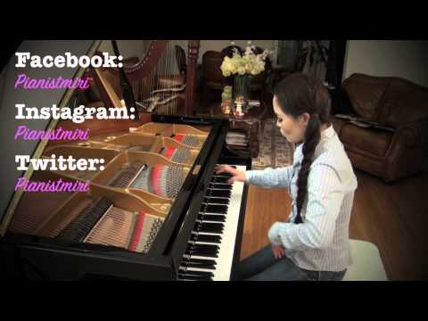 Miley Cyrus - Wrecking Ball | Piano Cover by Pianistmiri 이미리
