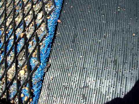 Expanded Metal Riffle Sluice 12 Quot V1 Youtube