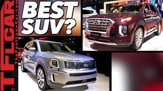 2020 Hyundai Palisade or 2020 Kia Telluride: Which SUV Should You Buy?
