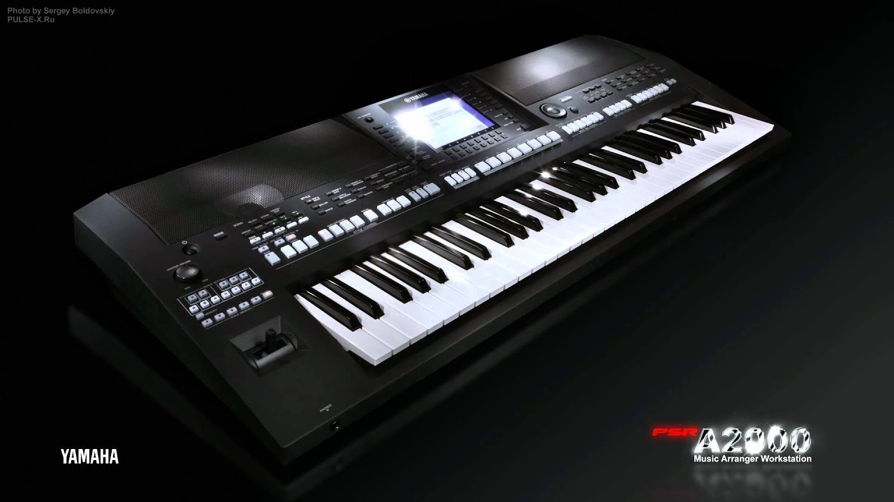 Yamaha Psr   Demo