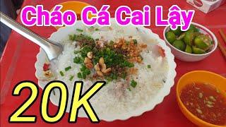 Fish Soup in Cai Lay district Tien Giang provice & Doc Binh Kieu Shool