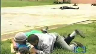 Pandillas guerra y paz capitulo 115 rescate de la doctora