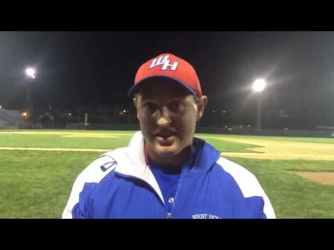 Jordan Stutzman Post-game interview on HolmesCountyTicket.com