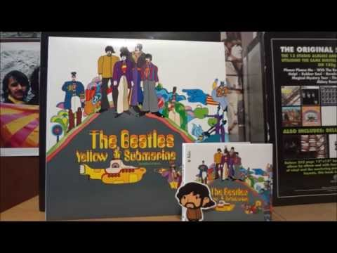 The Beatles - Yellow Submarine - Mini Reseña