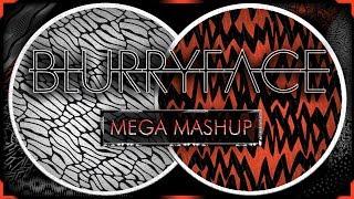 TWENTY ØNE PILØTS - BLURRYFACE The Mega Mashup [14 Songs]