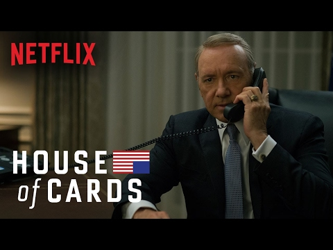 House of Cards - Season 4 - Official Trailer - Netflix [UK & Ireland]