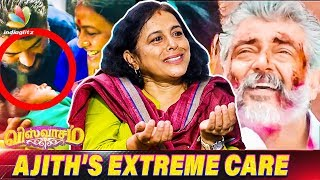 Ajith's Extreme Care For New Born Baby : Kalairani Interview | Thala's Viswasam Movie