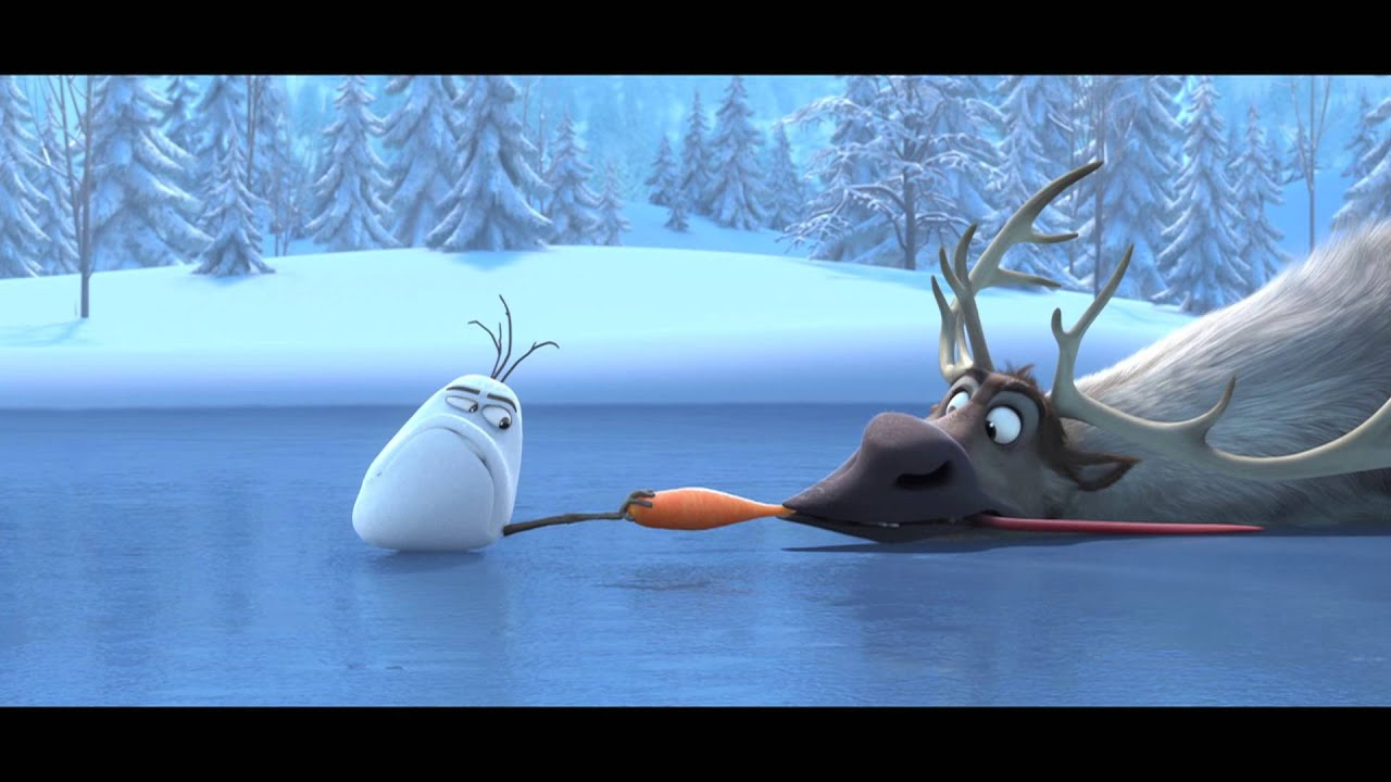 Disney s frozen teaser trailer youtube