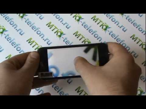 Обзор Iphone 5 Android