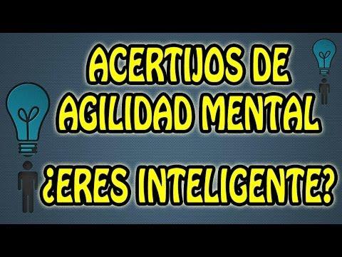 Acertijos de Agilidad Mental Â¿Eres Inteligente? | Juegos de Logica