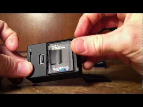 GoPro Hero 3 How To Remove Battery