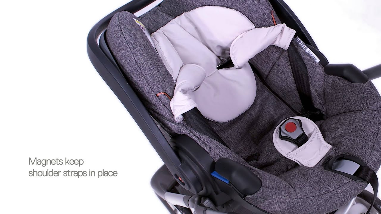 Izi Go Car Seat Video Lightweight For Stokke 174 Strollers