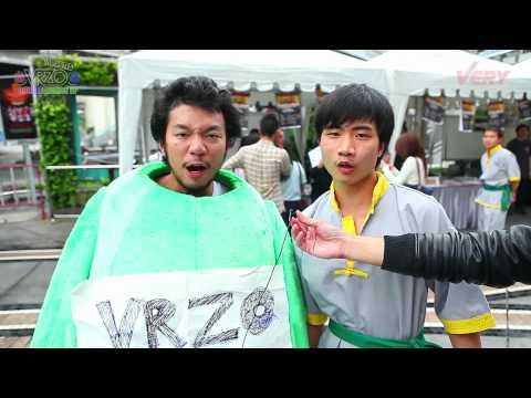 VRZO – อิสระ ฮาตะ vs Bangkok Martial Art Thailand