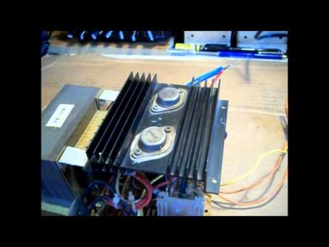 POWER SUPPLY PROJECT PART 3 (Using MOTOROLA Intercom Cabinet )