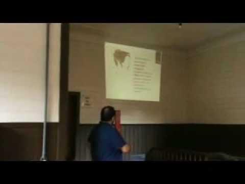 Palestra com Fabio Del Santoro  Pt 1- Seres de Urano e a Sabotagem Reptiliana
