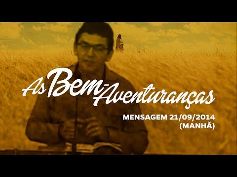 Reflexão Bíblica | 21/09/2014 - Pr. Julio Cezar (Manhã)