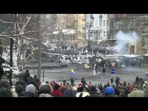 Live from Kiev: coverage of ongoing protests