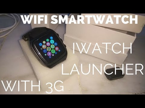 X01 Smart watch - THE BEST CHEAP Android WIFI and GPS WATCH - Review and Unboxing - Gearbest