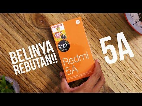 UNBOXING Xiaomi Redmi 5A: TRUS DIGIVEAWAY!!!