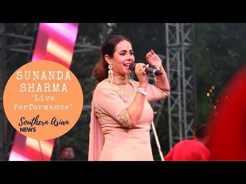 Download Lagu  SUNANDA SHARMA | ਸੁਨੰਦਾ ਸ਼ਰਮਾ  | Live Singing | Listen Her Songs Mp3 Free