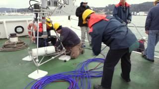 Creating Internet of Underwater Things