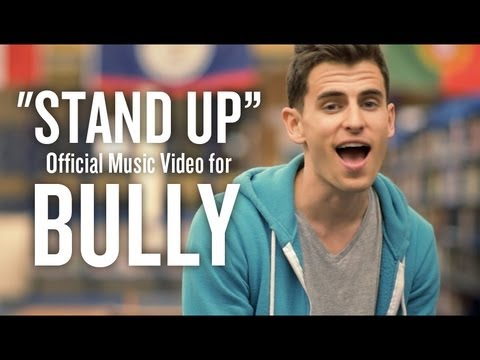 Stand Up - Official Music Video for BULLY- Mike Tompkins Music Videos