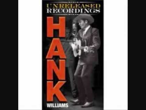 Hank Williams - I Cant Help It