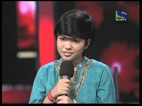 X Factor India - Seema Jha fabulously performs on Ek Do Teen...