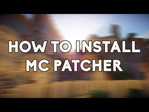 How To Install Minecraft MC Patcher [Tutorial] [1.7.10]