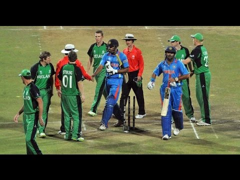 Live match India vs  Ireland world cup 2015