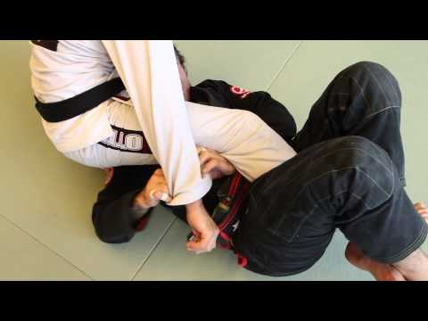 Kurt Osiander's Move of the Week - Deep Half Guard Sweep Image 1