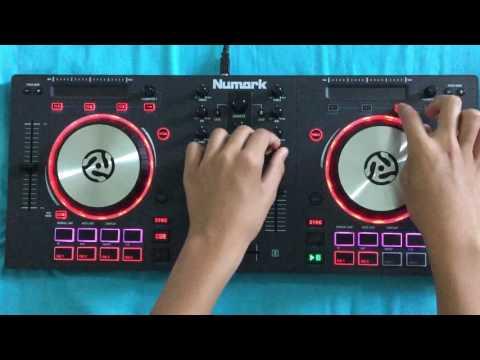 Numark mixtrack pro 3 chill mix