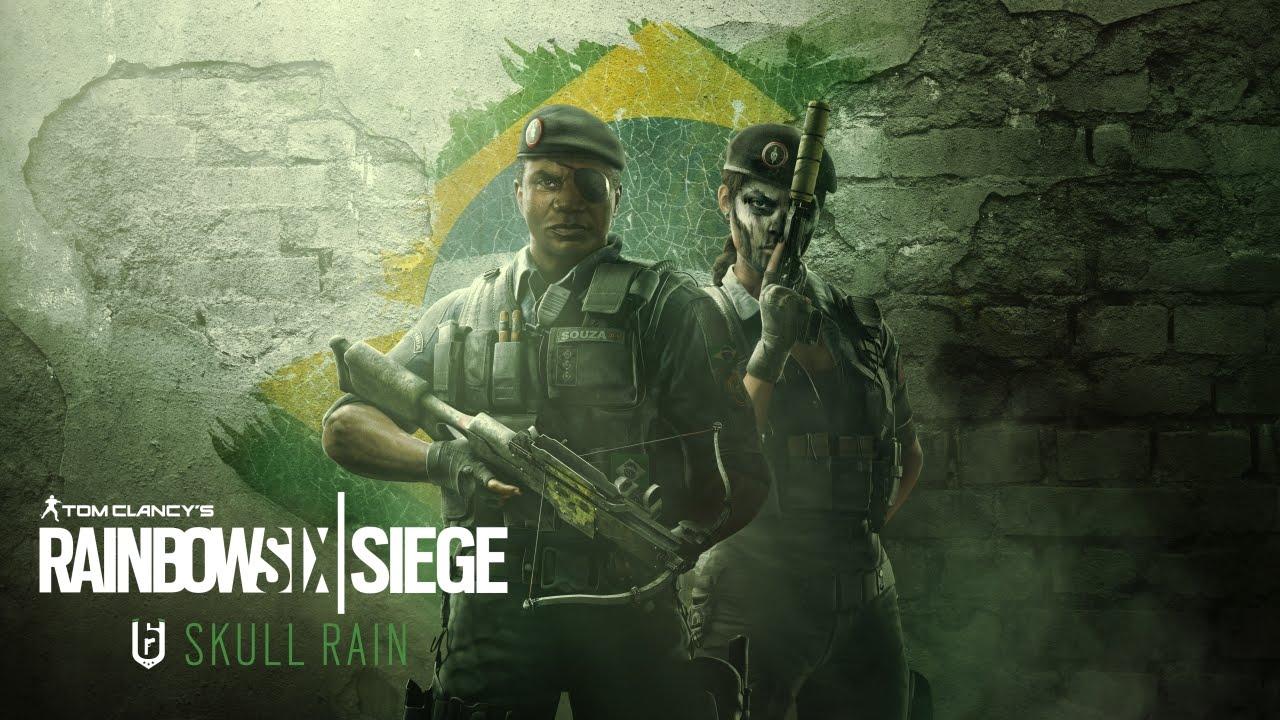 Tom clancy's rainbow six siege новые оперативники 2018