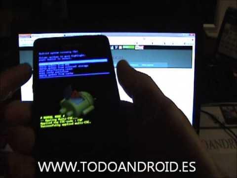 Como quitar el root-superusuario (unroot) el Samsung Galaxy S2 con android 4.1.2