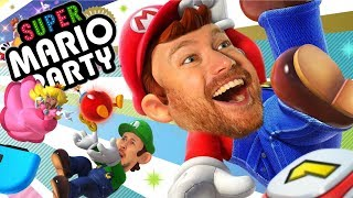 Our MARIO PARTY is SUPER!