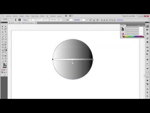 Cómo utilizar la herramienta de relleno y degradado en Adobe Illustrator