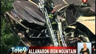 Allanaron Iron Mountain